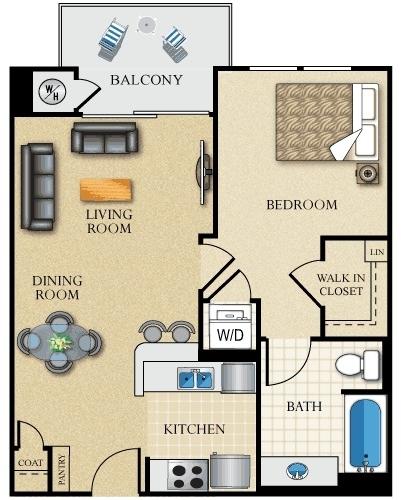 1 Bedroom, Westlake North Rental in Los Angeles, CA for $1,755 - Photo 1