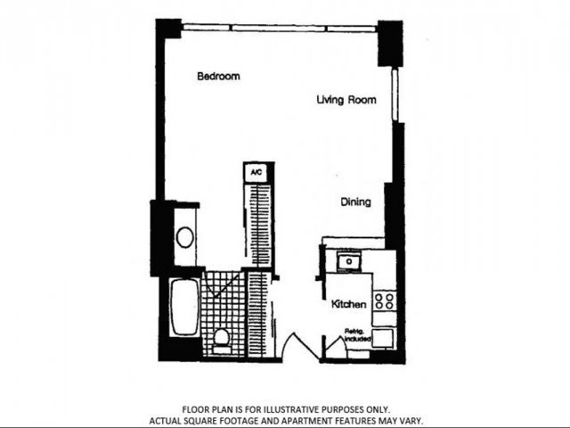 Studio, South Park Rental in Los Angeles, CA for $1,955 - Photo 1