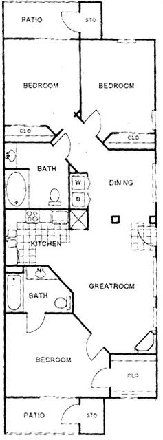 3 Bedrooms, Kingwood Rental in Houston for $1,450 - Photo 1