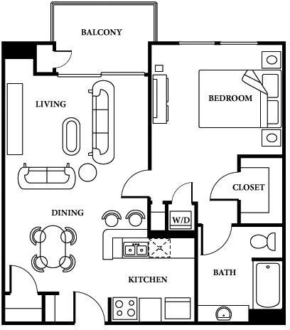 1 Bedroom, Westlake South Rental in Los Angeles, CA for $1,745 - Photo 1