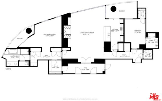 2 Bedrooms, Century City Rental in Los Angeles, CA for $20,000 - Photo 2