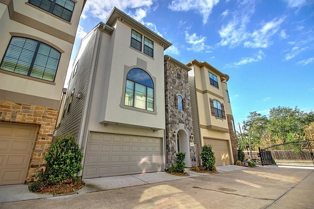 4 Bedrooms, Lakeside Park Townhome Rental in Houston for $2,600 - Photo 2