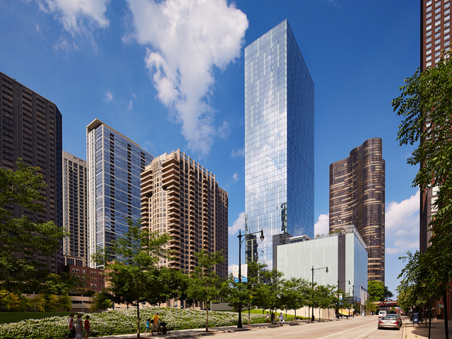 Studio, Streeterville Rental in Chicago, IL for $2,600 - Photo 1