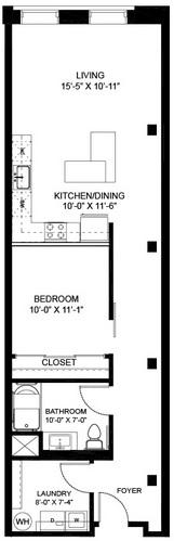 1 Bedroom, Streeterville Rental in Chicago, IL for $2,337 - Photo 2