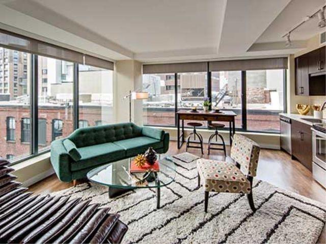 Studio, Chinatown - Leather District Rental in Boston, MA for $2,609 - Photo 2