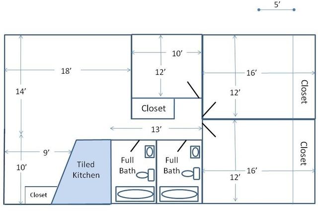 3 Bedrooms, Riverside Rental in Boston, MA for $3,900 - Photo 2