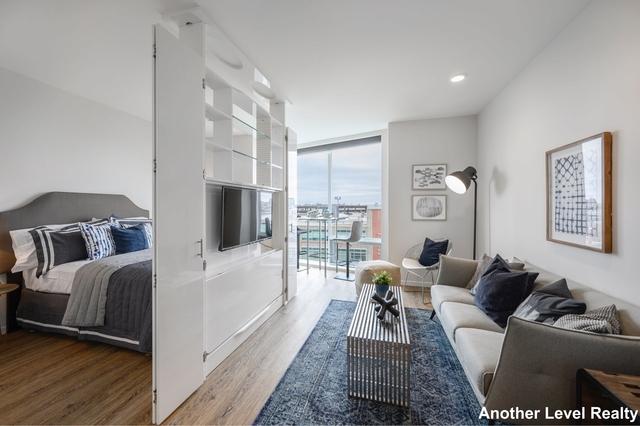Studio, Thompson Square - Bunker Hill Rental in Boston, MA for $1,975 - Photo 2