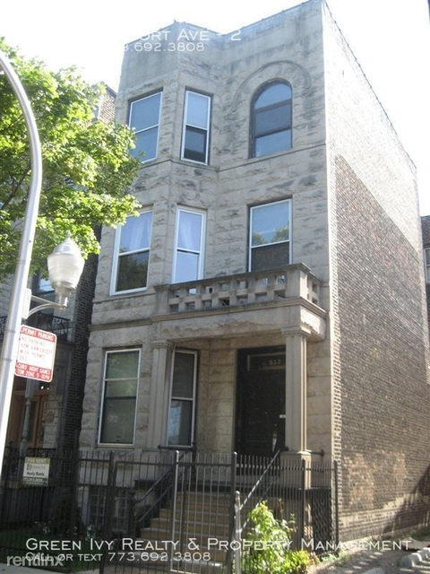2 Bedrooms, Lakeview Rental in Chicago, IL for $1,600 - Photo 1