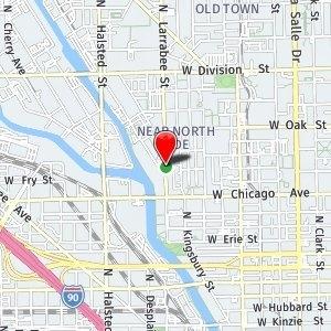Studio, Cabrini-Green Rental in Chicago, IL for $2,094 - Photo 1