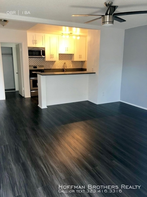 Studio, Central Hollywood Rental in Los Angeles, CA for $1,495 - Photo 1