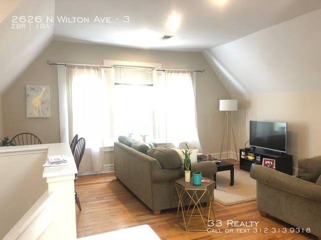 2 Bedrooms, Wrightwood Rental in Chicago, IL for $1,895 - Photo 2