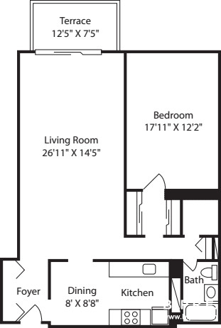 1 Bedroom, West End Rental in Boston, MA for $3,260 - Photo 1