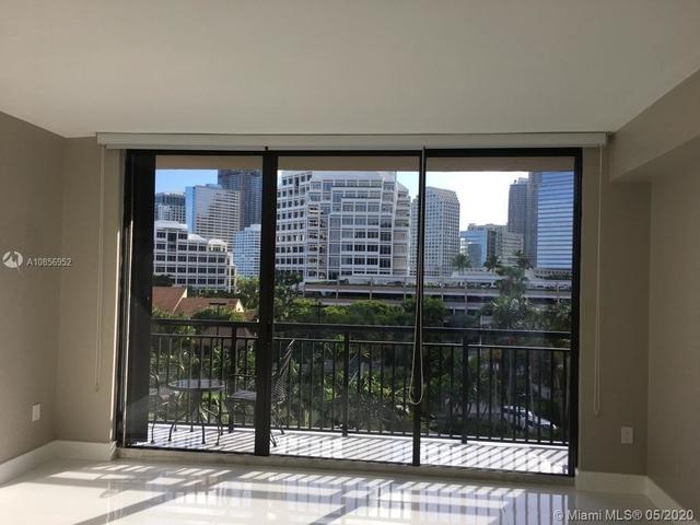 Studio, Brickell Key Rental in Miami, FL for $1,750 - Photo 1