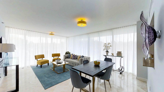 2 Bedrooms, Millionaire's Row Rental in Miami, FL for $3,750 - Photo 2