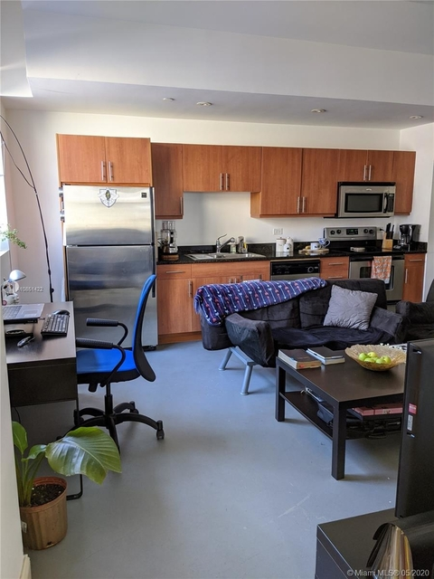 1 Bedroom, Miami Jewelry District Rental in Miami, FL for $1,400 - Photo 1