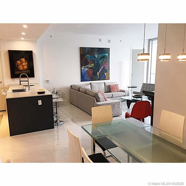 2 Bedrooms, Miami Financial District Rental in Miami, FL for $4,000 - Photo 1