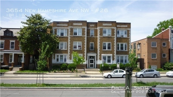 1 Bedroom, Petworth Rental in Washington, DC for $1,695 - Photo 1