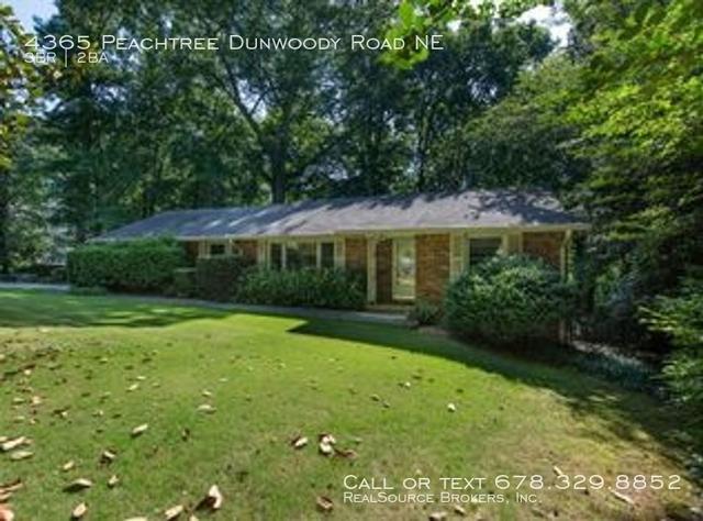 3 Bedrooms, Brookhaven Rental in Atlanta, GA for $2,695 - Photo 2