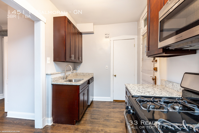3 Bedrooms, Andersonville Rental in Chicago, IL for $1,795 - Photo 2