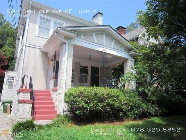 1 Bedroom, Poncey-Highland Rental in Atlanta, GA for $1,250 - Photo 1