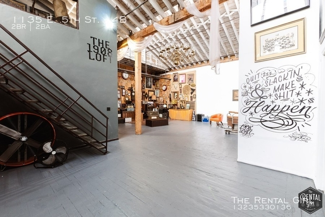 2 Bedrooms, Arts District Rental in Los Angeles, CA for $5,995 - Photo 2