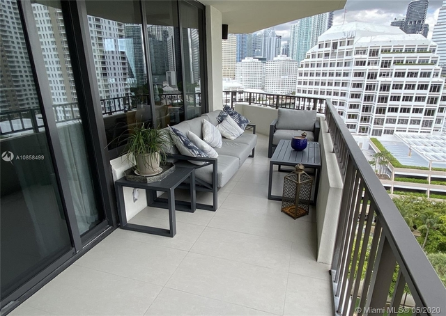 3 Bedrooms, Brickell Key Rental in Miami, FL for $6,000 - Photo 1
