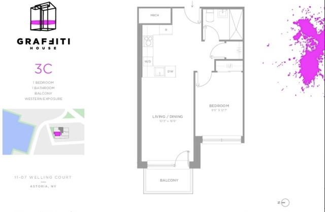 1 Bedroom, Astoria Rental in NYC for $3,025 - Photo 2