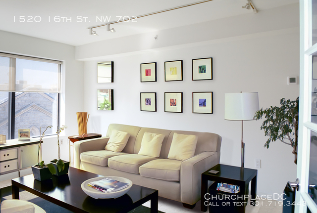 1 Bedroom, Dupont Circle Rental in Washington, DC for $3,190 - Photo 1