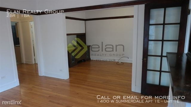 2 Bedrooms, Andersonville Rental in Chicago, IL for $1,900 - Photo 2