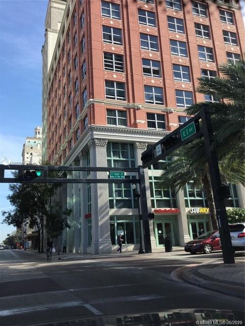 1 Bedroom, Miami Jewelry District Rental in Miami, FL for $1,500 - Photo 1