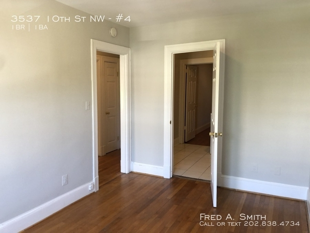 1 Bedroom, Columbia Heights Rental in Washington, DC for $1,500 - Photo 1