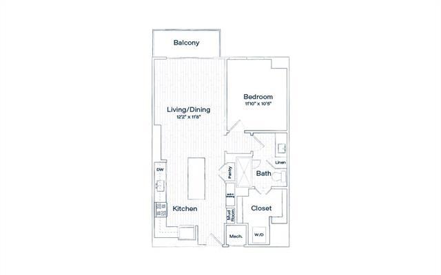 1 Bedroom, Uptown Rental in Dallas for $1,887 - Photo 1