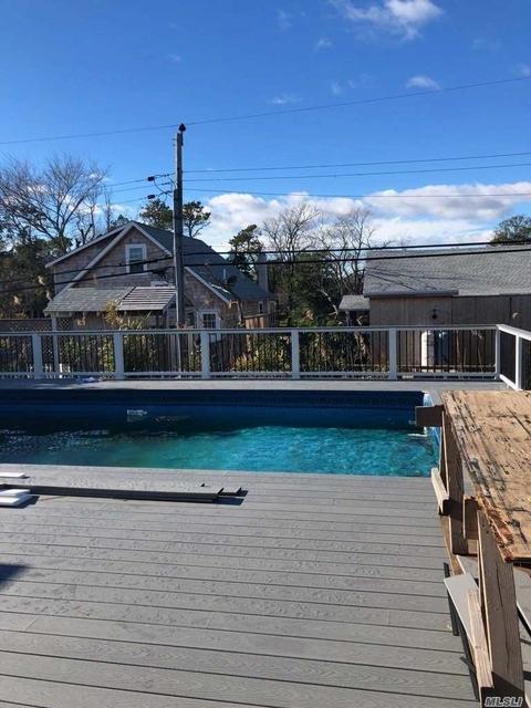 4 Bedrooms, Ocean Beach Rental in Long Island, NY for $10,000 - Photo 1