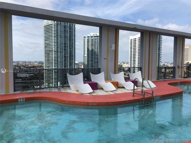 Studio, Miami Financial District Rental in Miami, FL for $1,625 - Photo 2