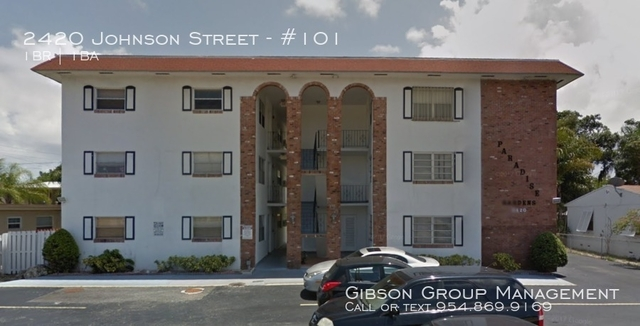 1 Bedroom, North Central Hollywood Rental in Miami, FL for $1,050 - Photo 1