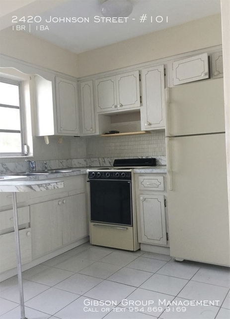 1 Bedroom, North Central Hollywood Rental in Miami, FL for $1,050 - Photo 2