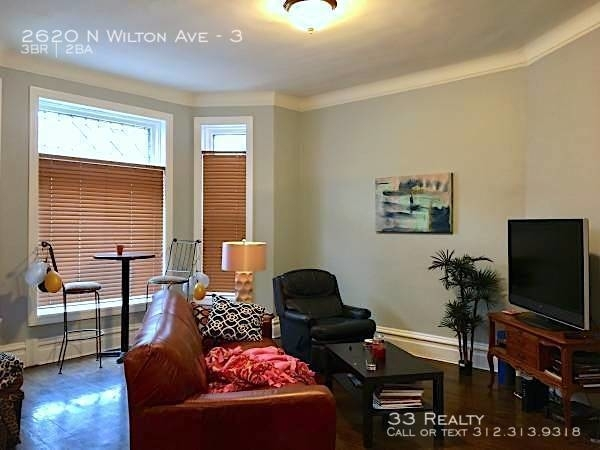 3 Bedrooms, Wrightwood Rental in Chicago, IL for $2,700 - Photo 2