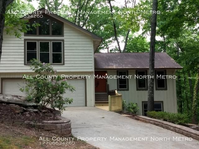5 Bedrooms, Martin's Landing Rental in Atlanta, GA for $2,500 - Photo 1