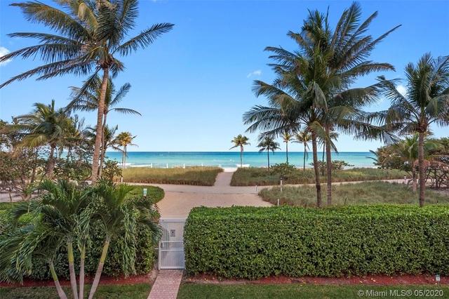 4 Bedrooms, Bal Harbor Ocean Front Rental in Miami, FL for $15,000 - Photo 1