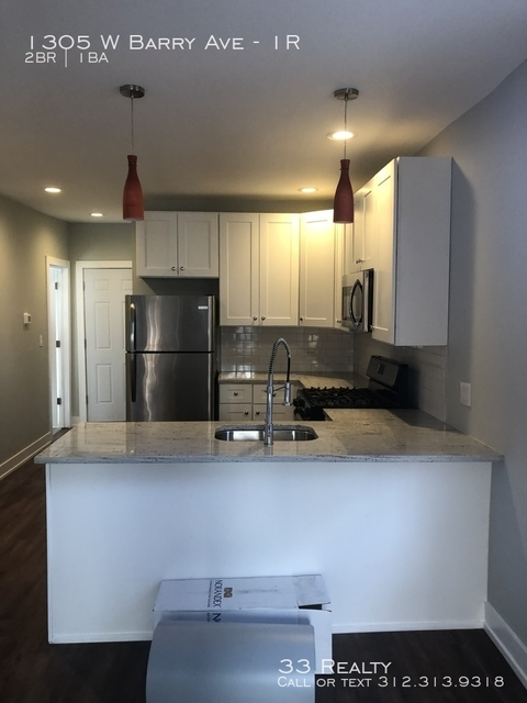 2 Bedrooms, Lakeview Rental in Chicago, IL for $2,000 - Photo 1