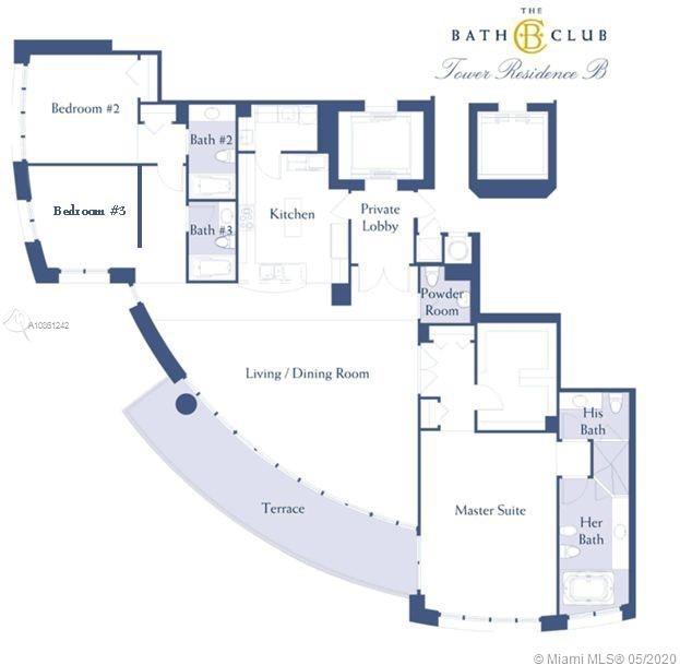 3 Bedrooms, Oceanfront Rental in Miami, FL for $11,500 - Photo 2