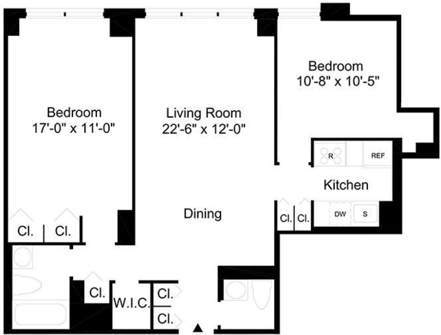 2 Bedrooms, Upper East Side Rental in NYC for $4,579 - Photo 2