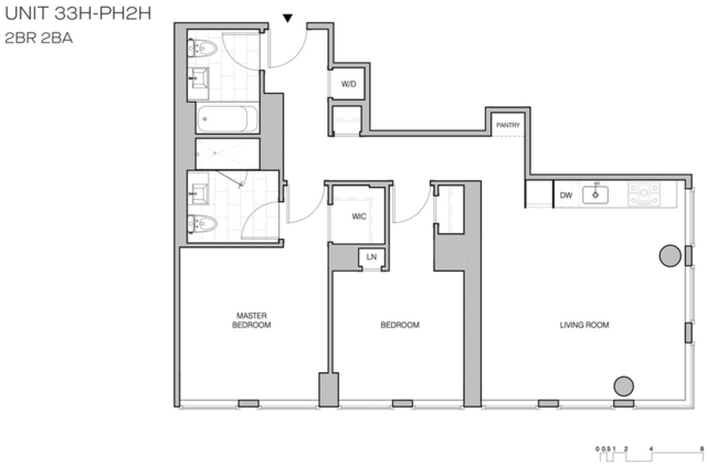 2 Bedrooms, Williamsburg Rental in NYC for $5,771 - Photo 2