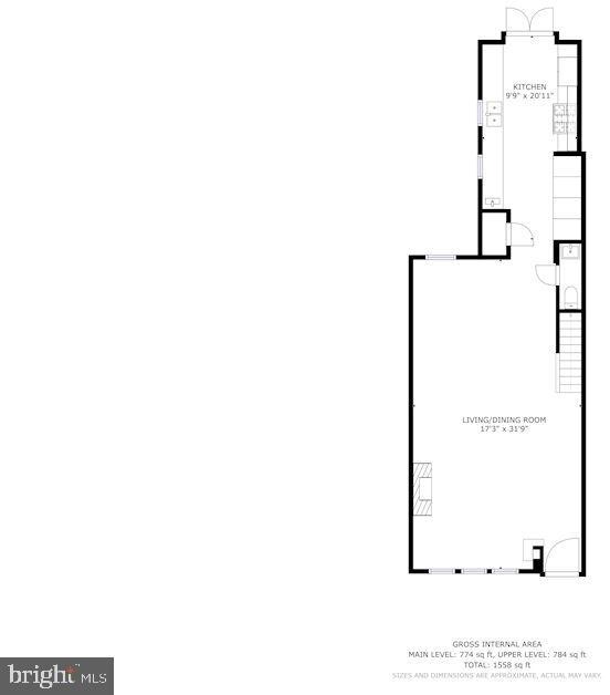 3 Bedrooms, U Street - Cardozo Rental in Washington, DC for $6,500 - Photo 2
