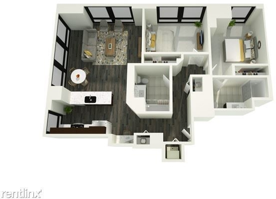 2 Bedrooms, The Loop Rental in Chicago, IL for $3,722 - Photo 2