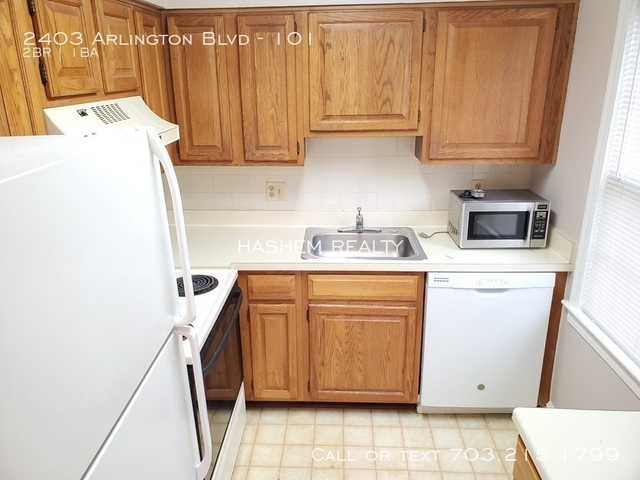 2 Bedrooms, Lyon Park Rental in Washington, DC for $1,790 - Photo 2