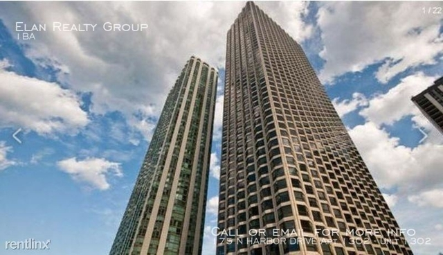 Studio, Near East Side Rental in Chicago, IL for $1,655 - Photo 1