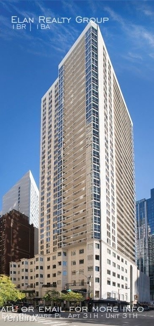 1 Bedroom, Gold Coast Rental in Chicago, IL for $2,605 - Photo 1