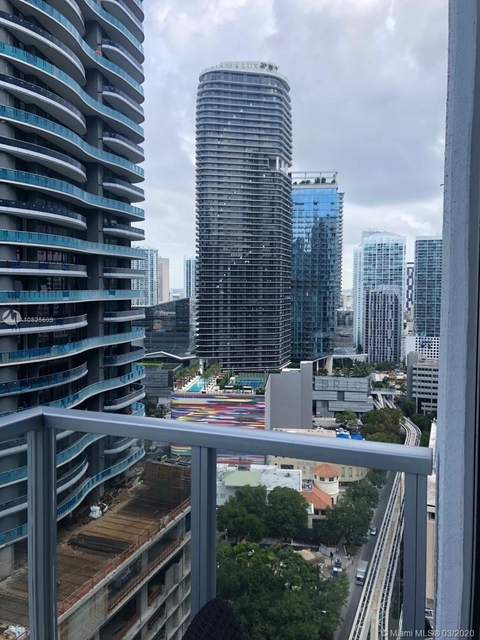 1 Bedroom, Miami Financial District Rental in Miami, FL for $2,200 - Photo 1