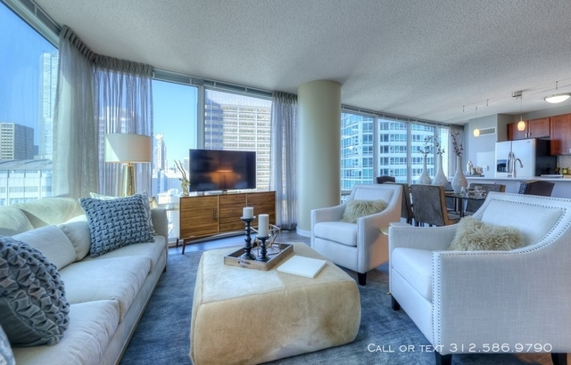 2 Bedrooms, Gold Coast Rental in Chicago, IL for $3,648 - Photo 2